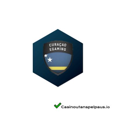 Casinon med Curaçao licens