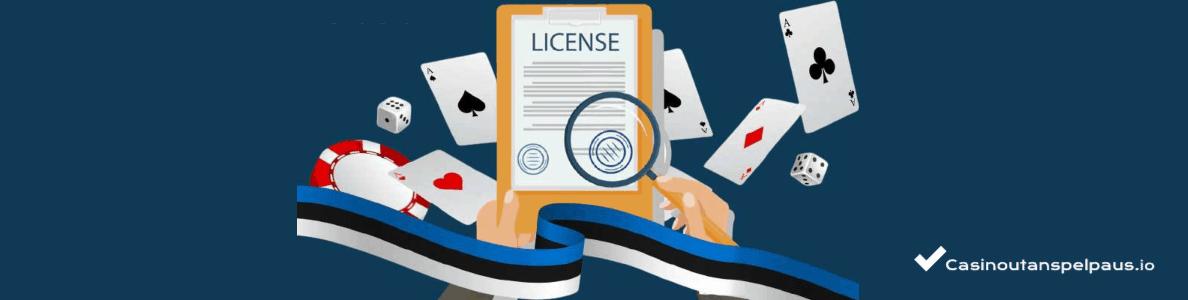 Casinon med licens från Estland